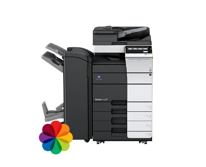 מכונות צילום משולבות צבע, מכונות צילום משולבות קוניקה מינולטה, מכונות צילום קוניקה מינולטה
