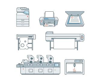 ניהול צי מדפסות