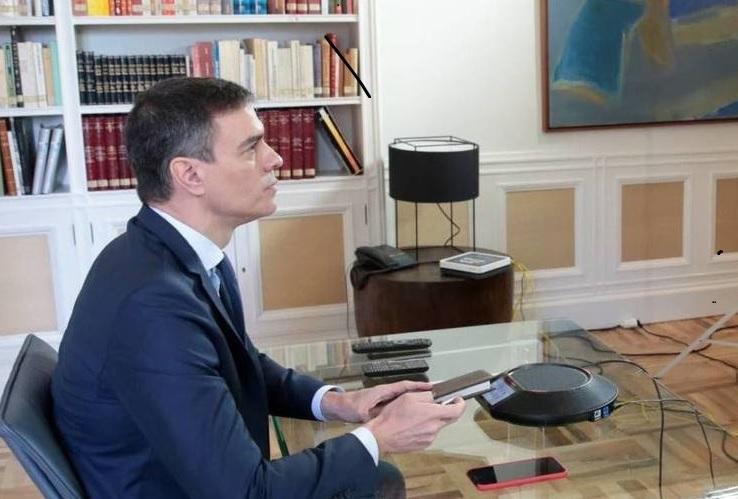 ראש ממשלת ספרד וגרנדסטרים