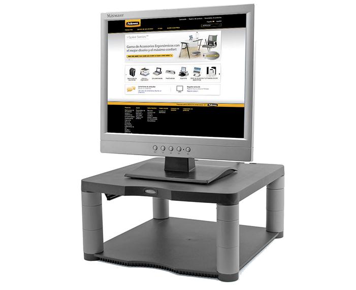 9169401 Soporte para monitor Premiun 2 fondo blanco copy, מחשב נייד לנובו מומלץ, תיק גב למחשב נייד, מחשוב, ציוד ארגונומי פלואווס