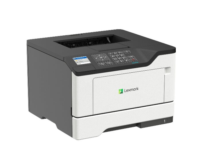 B2446DW, סדרת GoLine, סדרת המדפסות GoLine, מדפסת לייזר A4 ש/ל Lexmark, B2442DW