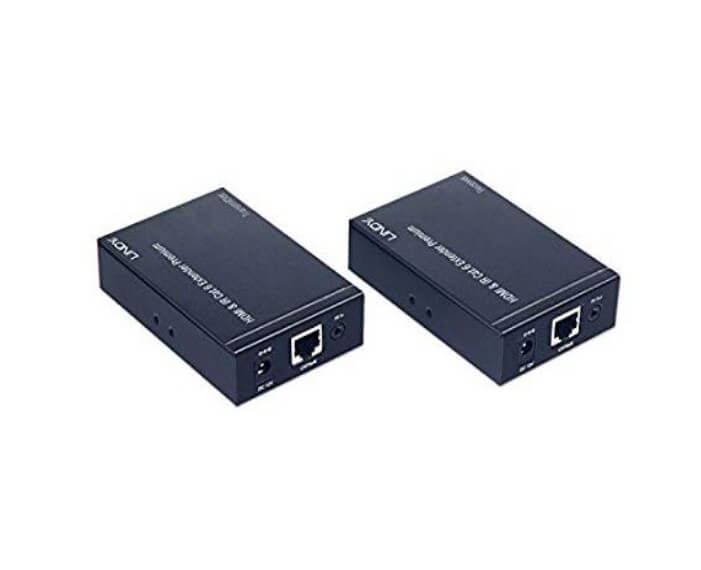 CAT5e 6 HDMI   IR Extender Premium  80m, מחשבים, מסך, אוזניות, גיימינג