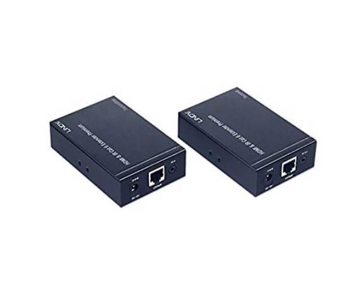 CAT5e 6 HDMI   IR Extender Premium  80m
