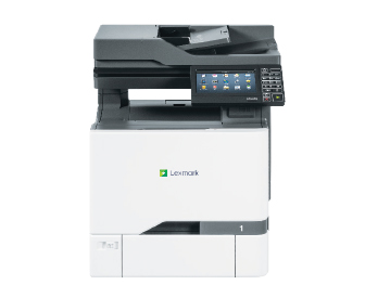 CX725DHE 1, מדפסות לייזר לקסמרק, מדפסות לייזר משולבות לקסמרק, מדפסות לייזר משולבות lexmark, מכונות צילום משולבות konica minolta, מדפ