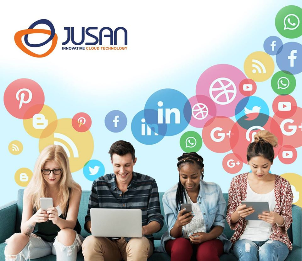JUSAN SMART SOCIAL MEDIA, מחשבים, מסך, אוזניות, גיימינג