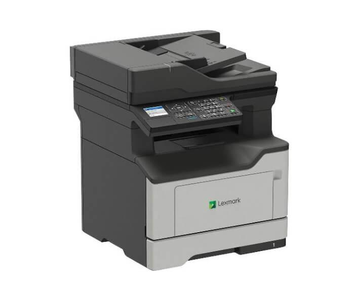 מדפסת לייזר משולבת שחור לבן, מדפסת משולבת, מדפסת משולבת שחור לבן, מדפסת משולבת konica minolta, MB2338ADW