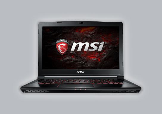MSI GS43VR 7RE, מחשב נייד מומלץ, מחשב נייד מומלץ וזול, מחשב נייד מסך מגע, מסך מחשב נייד, החלפת מסך מחשב נייד