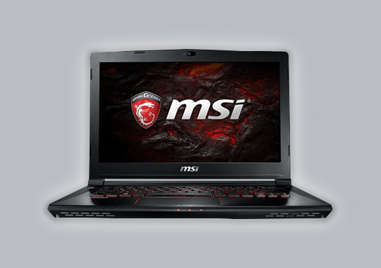 MSI GS43VR 7RE 1