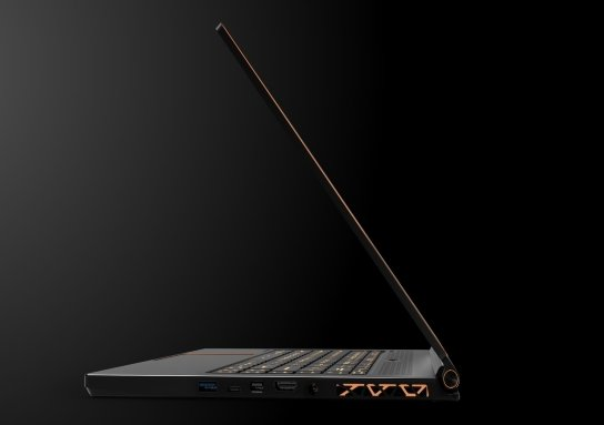 MSI NB  GS65 Stealth Thin photo11 preview 1