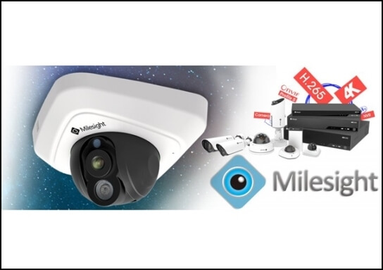 Milesight CCTV Camera UAE600