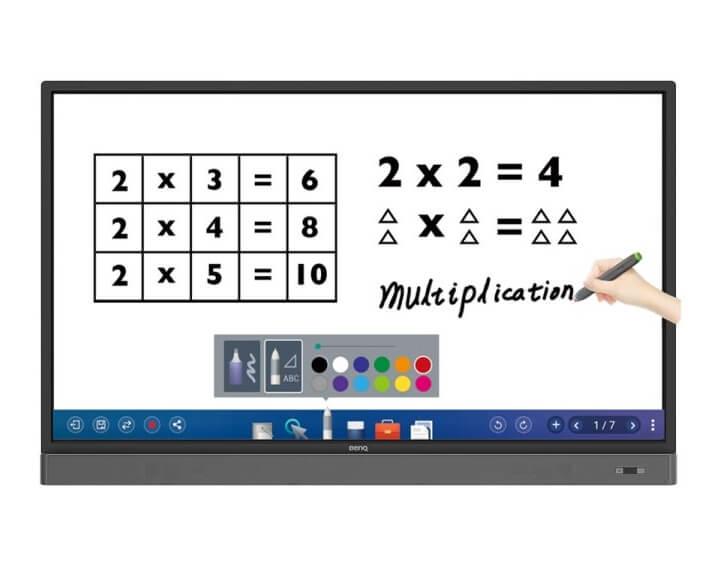 מסך מגע למחשב נייח, מסכי מגע גדולים, מסך מגע IFP, מסך מגע גדול, מסך לד לשילוט דיגיטלי