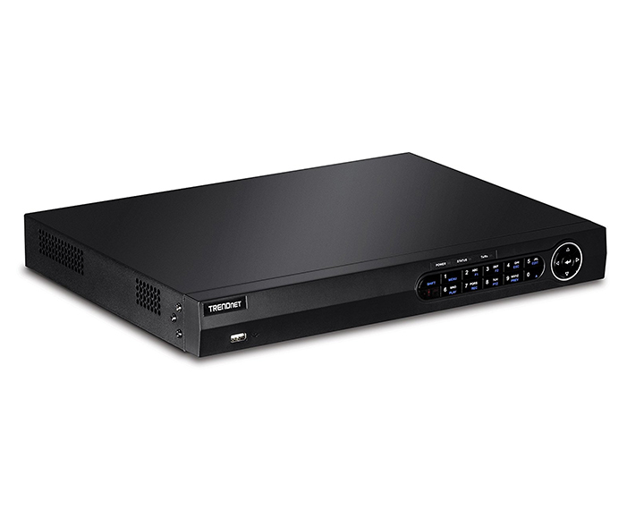 TV NVR208R, מערכת nvr טרנדנט, מערכת nvr trendnet, מערכת nvr  דיגיבר, מצלמות אבטחה