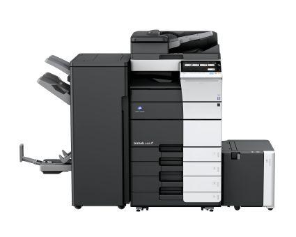 bizhub C458, מכונות צילום משולבות קוניקה מינולטה, מכונות צילום משולבות konica minolta, מכונות צילום קוניקה מינולטה, מדפסות קוניק�