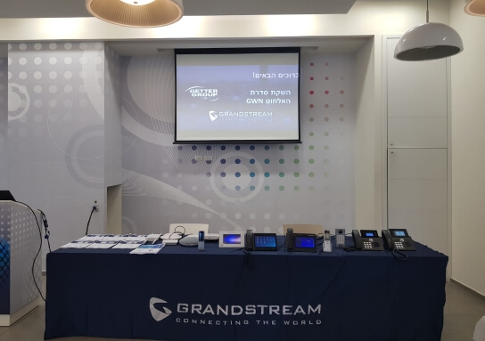 grandstream event NEWS