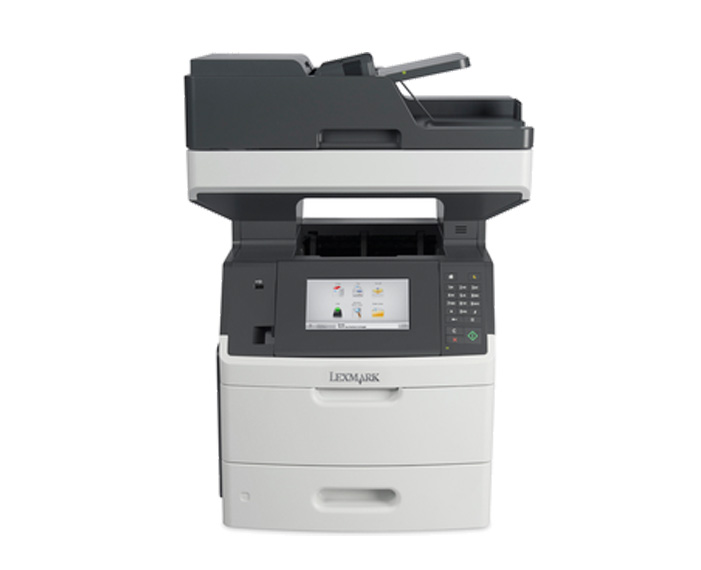 mx710de, מדפסות לייזר לקסמרק, מדפסות לייזר משולבות לקסמרק, מדפסות לייזר משולבות lexmark, מכונות צילום משולבות קוניקה מינו�
