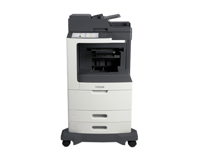 mx811dfe, מדפסות לייזר לקסמרק, מדפסות לייזר משולבות לקסמרק, מדפסות לייזר משולבות lexmark, מכונות צילום משולבות קוניקה מינו�