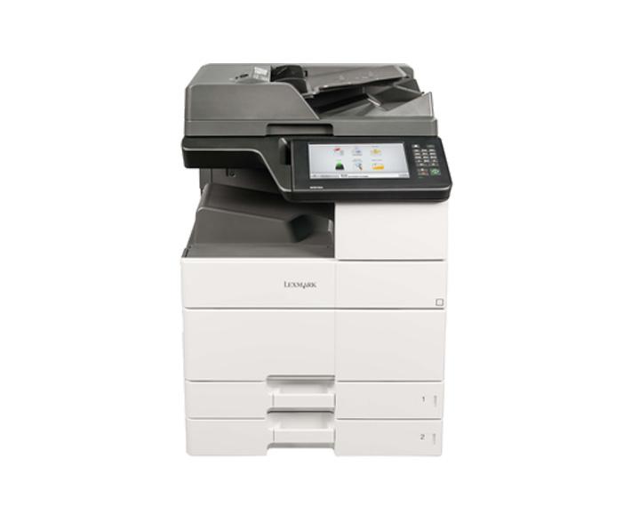 mx910de, מדפסות לייזר לקסמרק, מדפסות לייזר משולבות לקסמרק, מדפסות לייזר משולבות lexmark, מכונות צילום משולבות קוניקה מינו�