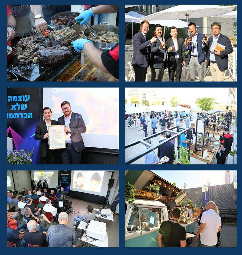 , panasonic event, ראקאס ישראל, רוקוס ישראל, אדובה ישראל, אפוסה ישראל, קמביום ישראל